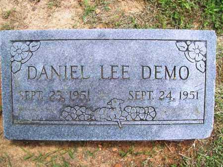 DEMO, DANIEL LEE - Benton County, Arkansas | DANIEL LEE DEMO - Arkansas Gravestone Photos