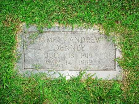 DENNEY, JAMES ANDREW - Benton County, Arkansas   JAMES ANDREW DENNEY - Arkansas Gravestone Photos