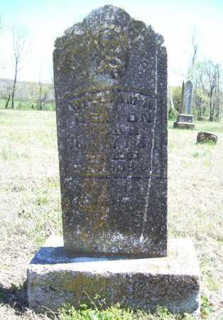 DENTON, WILLIAM A. - Benton County, Arkansas | WILLIAM A. DENTON - Arkansas Gravestone Photos