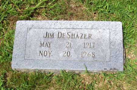 DESHAZER, JIM - Benton County, Arkansas | JIM DESHAZER - Arkansas Gravestone Photos
