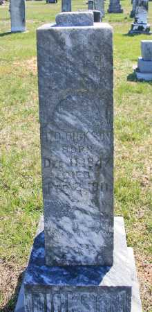 DICKSON, T. D. - Benton County, Arkansas | T. D. DICKSON - Arkansas Gravestone Photos