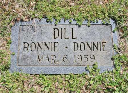 DILL, DONNIE - Benton County, Arkansas | DONNIE DILL - Arkansas Gravestone Photos