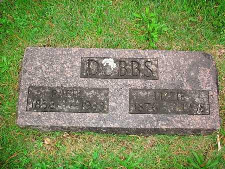 DOBBS, LIZZIE - Benton County, Arkansas | LIZZIE DOBBS - Arkansas Gravestone Photos