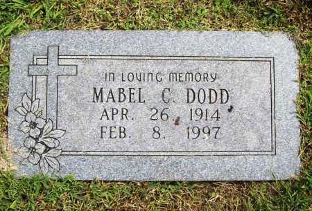 DODD, MABEL C. - Benton County, Arkansas | MABEL C. DODD - Arkansas Gravestone Photos