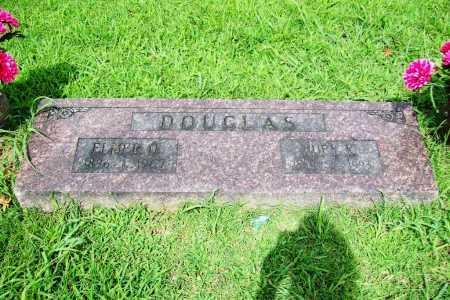 DOUGLAS, ELMER O. - Benton County, Arkansas | ELMER O. DOUGLAS - Arkansas Gravestone Photos