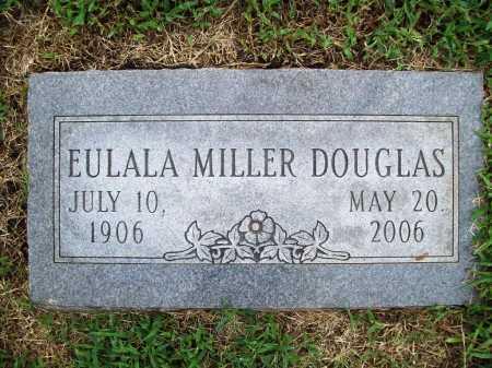 MILLER DOUGLAS, EULALA - Benton County, Arkansas | EULALA MILLER DOUGLAS - Arkansas Gravestone Photos