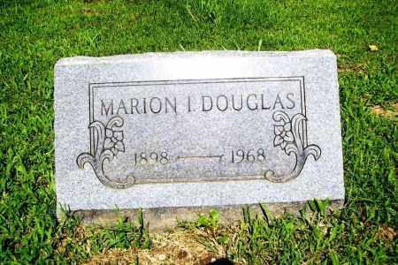 DOUGLAS, MARION I. - Benton County, Arkansas   MARION I. DOUGLAS - Arkansas Gravestone Photos