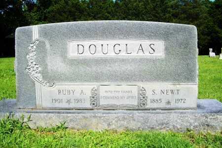 DOUGLAS, RUBY A. - Benton County, Arkansas | RUBY A. DOUGLAS - Arkansas Gravestone Photos