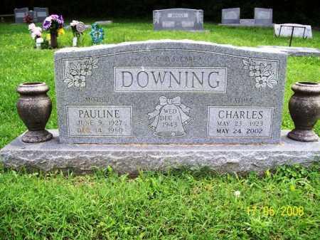 DOWNING, ELTA PAULINE - Benton County, Arkansas | ELTA PAULINE DOWNING - Arkansas Gravestone Photos