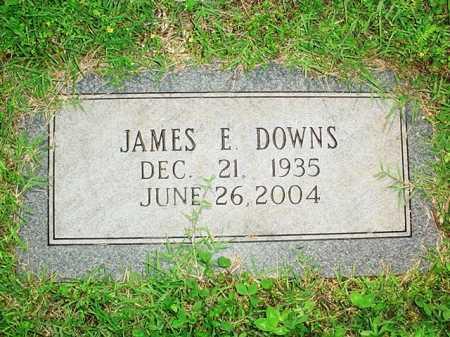 DOWNS, JAMES E. - Benton County, Arkansas | JAMES E. DOWNS - Arkansas Gravestone Photos