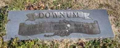 DOWNUM, EFFIE M. - Benton County, Arkansas | EFFIE M. DOWNUM - Arkansas Gravestone Photos