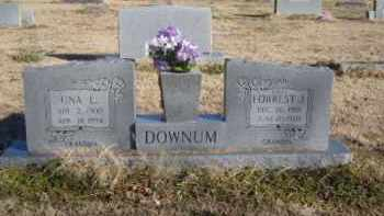 DOWNUM, FORREST J. - Benton County, Arkansas | FORREST J. DOWNUM - Arkansas Gravestone Photos