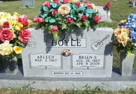 DOYLE, BRIAN SCOTT - Benton County, Arkansas | BRIAN SCOTT DOYLE - Arkansas Gravestone Photos