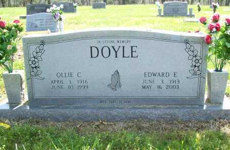HUSKEY DOYLE, OLLIE C. - Benton County, Arkansas | OLLIE C. HUSKEY DOYLE - Arkansas Gravestone Photos