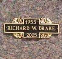 DRAKE, RICHARD W. - Benton County, Arkansas | RICHARD W. DRAKE - Arkansas Gravestone Photos