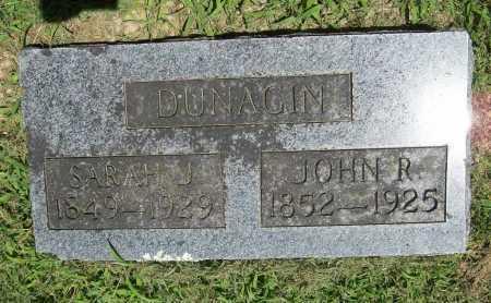 DUNAGIN, JOHN R. - Benton County, Arkansas | JOHN R. DUNAGIN - Arkansas Gravestone Photos