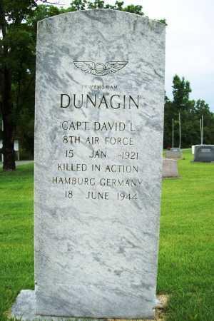 DUNAGIN (VETERAN WWII, KIA), DAVID L - Benton County, Arkansas | DAVID L DUNAGIN (VETERAN WWII, KIA) - Arkansas Gravestone Photos