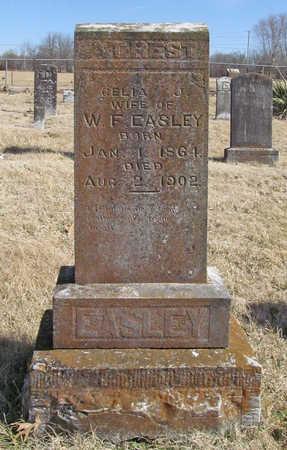 WIGHT EASLEY, CELIA J - Benton County, Arkansas   CELIA J WIGHT EASLEY - Arkansas Gravestone Photos