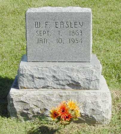 EASLEY, WILLIS FRANKLIN - Benton County, Arkansas   WILLIS FRANKLIN EASLEY - Arkansas Gravestone Photos