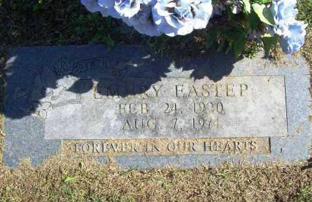 EASTEP  (VETERAN WWII), EMERY - Benton County, Arkansas   EMERY EASTEP  (VETERAN WWII) - Arkansas Gravestone Photos
