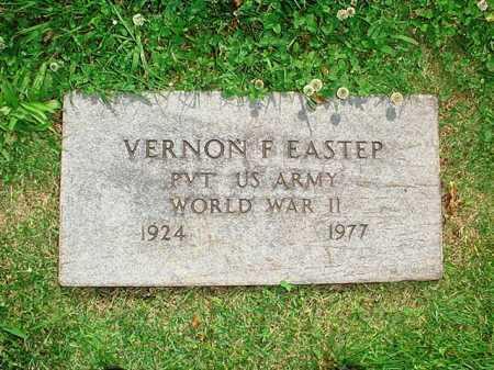 EASTEP (VETERAN WWII), VERNON F. - Benton County, Arkansas | VERNON F. EASTEP (VETERAN WWII) - Arkansas Gravestone Photos