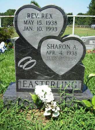 EASTERLING, SHARON A. - Benton County, Arkansas | SHARON A. EASTERLING - Arkansas Gravestone Photos