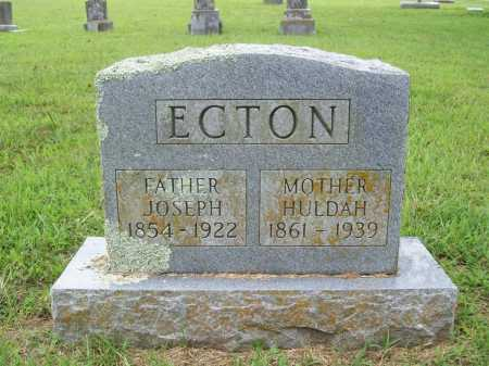 ECTON, JOSEPH - Benton County, Arkansas | JOSEPH ECTON - Arkansas Gravestone Photos