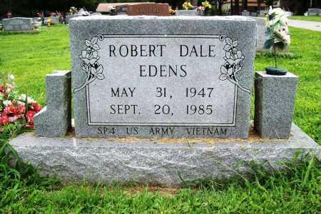 EDENS (VETERAN VIET), ROBERT DALE - Benton County, Arkansas   ROBERT DALE EDENS (VETERAN VIET) - Arkansas Gravestone Photos