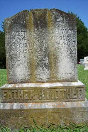 EDWARDS, A. J. - Benton County, Arkansas | A. J. EDWARDS - Arkansas Gravestone Photos