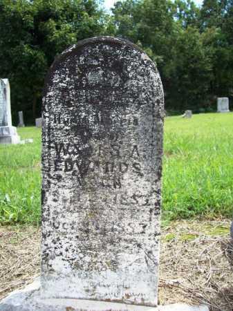 EDWARDS, HIRAM MORRIS - Benton County, Arkansas | HIRAM MORRIS EDWARDS - Arkansas Gravestone Photos