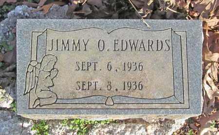 EDWARDS, JIMMY O. - Benton County, Arkansas   JIMMY O. EDWARDS - Arkansas Gravestone Photos
