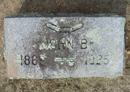 EDWARDS, JOHN B. - Benton County, Arkansas | JOHN B. EDWARDS - Arkansas Gravestone Photos