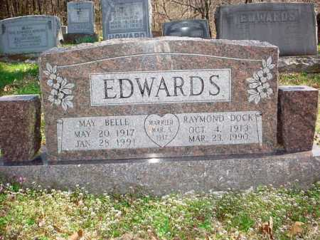 EDWARDS, MAY BELLE - Benton County, Arkansas | MAY BELLE EDWARDS - Arkansas Gravestone Photos