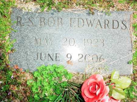 "EDWARDS, ROBERT SAMUEL "" BOB"" - Benton County, Arkansas | ROBERT SAMUEL "" BOB"" EDWARDS - Arkansas Gravestone Photos"