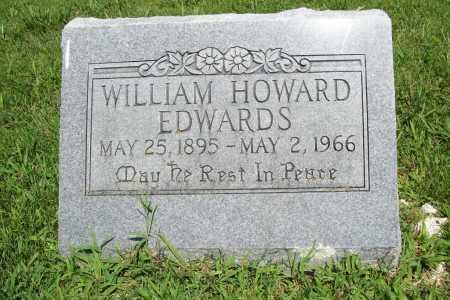 EDWARDS, WILLIAM HOWARD - Benton County, Arkansas   WILLIAM HOWARD EDWARDS - Arkansas Gravestone Photos