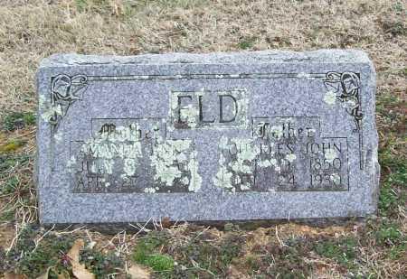 ELD, CHARLES JOHN - Benton County, Arkansas | CHARLES JOHN ELD - Arkansas Gravestone Photos