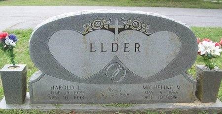 CARLIER ELDER, MICHELINE MARIE - Benton County, Arkansas | MICHELINE MARIE CARLIER ELDER - Arkansas Gravestone Photos