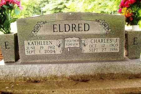 "ELDRED, CHARLES JULIUS ""PETE"" - Benton County, Arkansas 