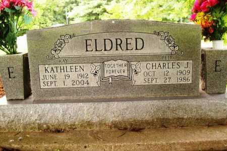 ELDRED, KATHLEEN - Benton County, Arkansas | KATHLEEN ELDRED - Arkansas Gravestone Photos