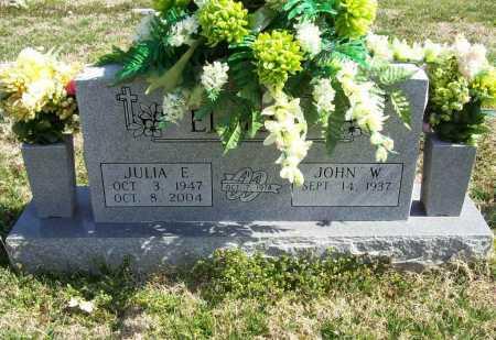 ELLIOTT, JULIA ELIZABETH - Benton County, Arkansas | JULIA ELIZABETH ELLIOTT - Arkansas Gravestone Photos