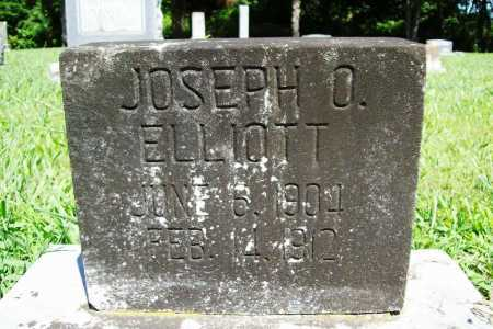 ELLIOTT, JOSEPH O. - Benton County, Arkansas | JOSEPH O. ELLIOTT - Arkansas Gravestone Photos