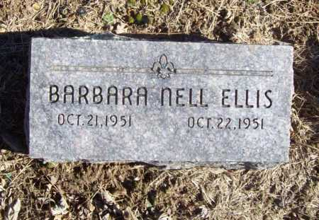 ELLIS, BARBARA NELL - Benton County, Arkansas | BARBARA NELL ELLIS - Arkansas Gravestone Photos