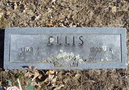 ELLIS, MODIE K. - Benton County, Arkansas | MODIE K. ELLIS - Arkansas Gravestone Photos