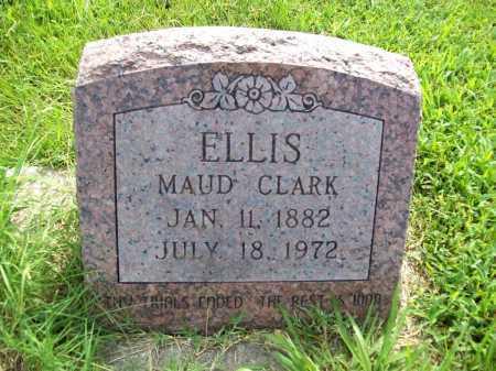 ELLIS, MAUD - Benton County, Arkansas | MAUD ELLIS - Arkansas Gravestone Photos