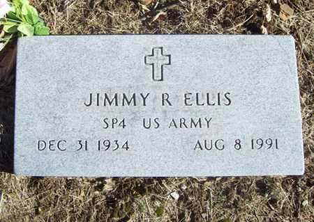ELLIS (VETERAN), JIMMY R - Benton County, Arkansas | JIMMY R ELLIS (VETERAN) - Arkansas Gravestone Photos