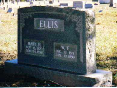 ELLIS, WILLIAM E - Benton County, Arkansas | WILLIAM E ELLIS - Arkansas Gravestone Photos