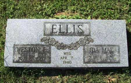 ELLIS, WESTON P. - Benton County, Arkansas | WESTON P. ELLIS - Arkansas Gravestone Photos