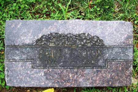 ESTEP, PAUL - Benton County, Arkansas   PAUL ESTEP - Arkansas Gravestone Photos
