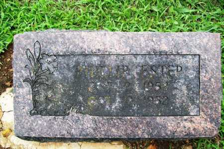ESTEP, PHILLIP - Benton County, Arkansas | PHILLIP ESTEP - Arkansas Gravestone Photos