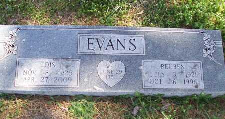 ABNEY EVANS, LOIS - Benton County, Arkansas   LOIS ABNEY EVANS - Arkansas Gravestone Photos